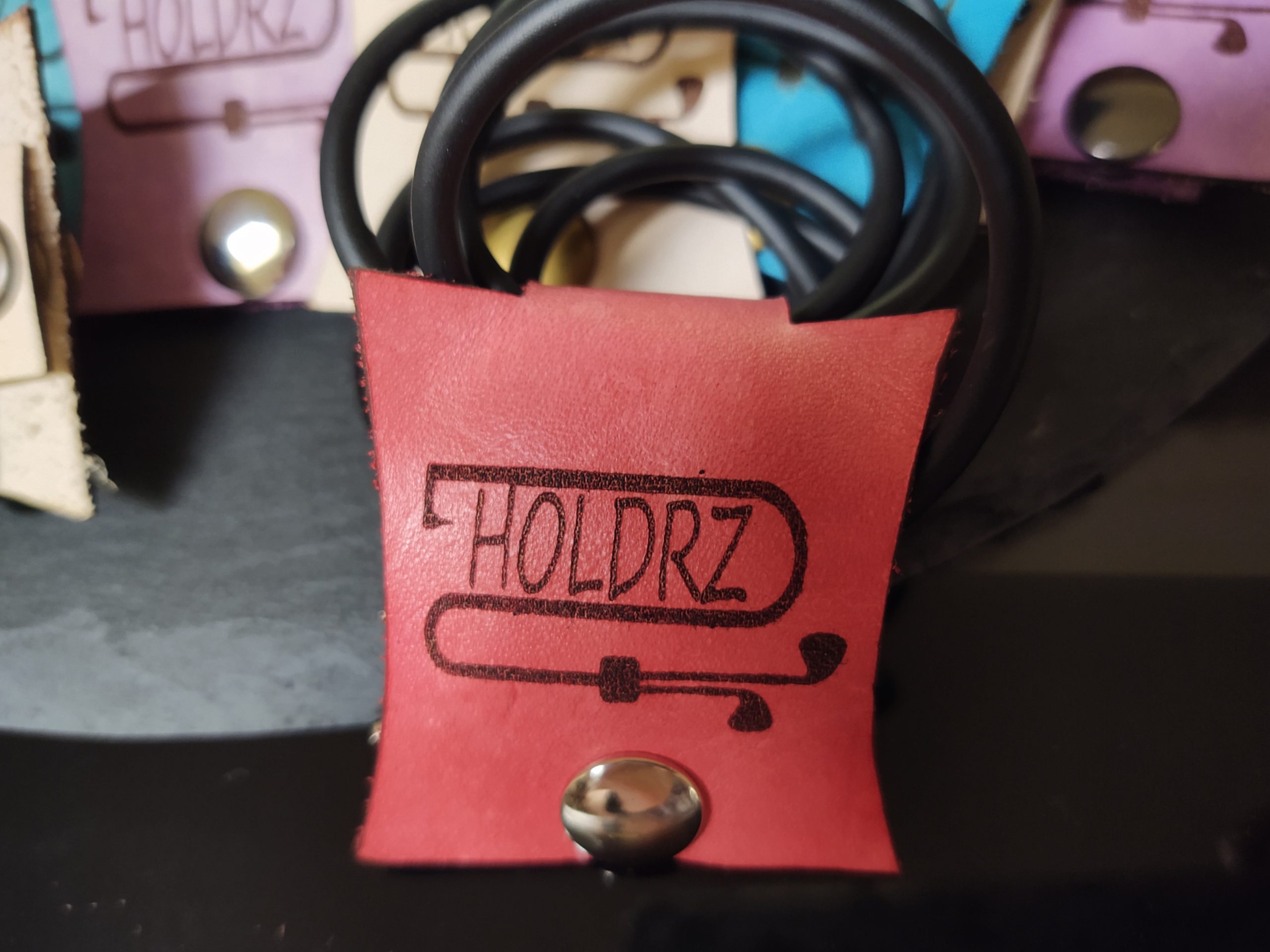 Holderz Cord & Earbud Wraps