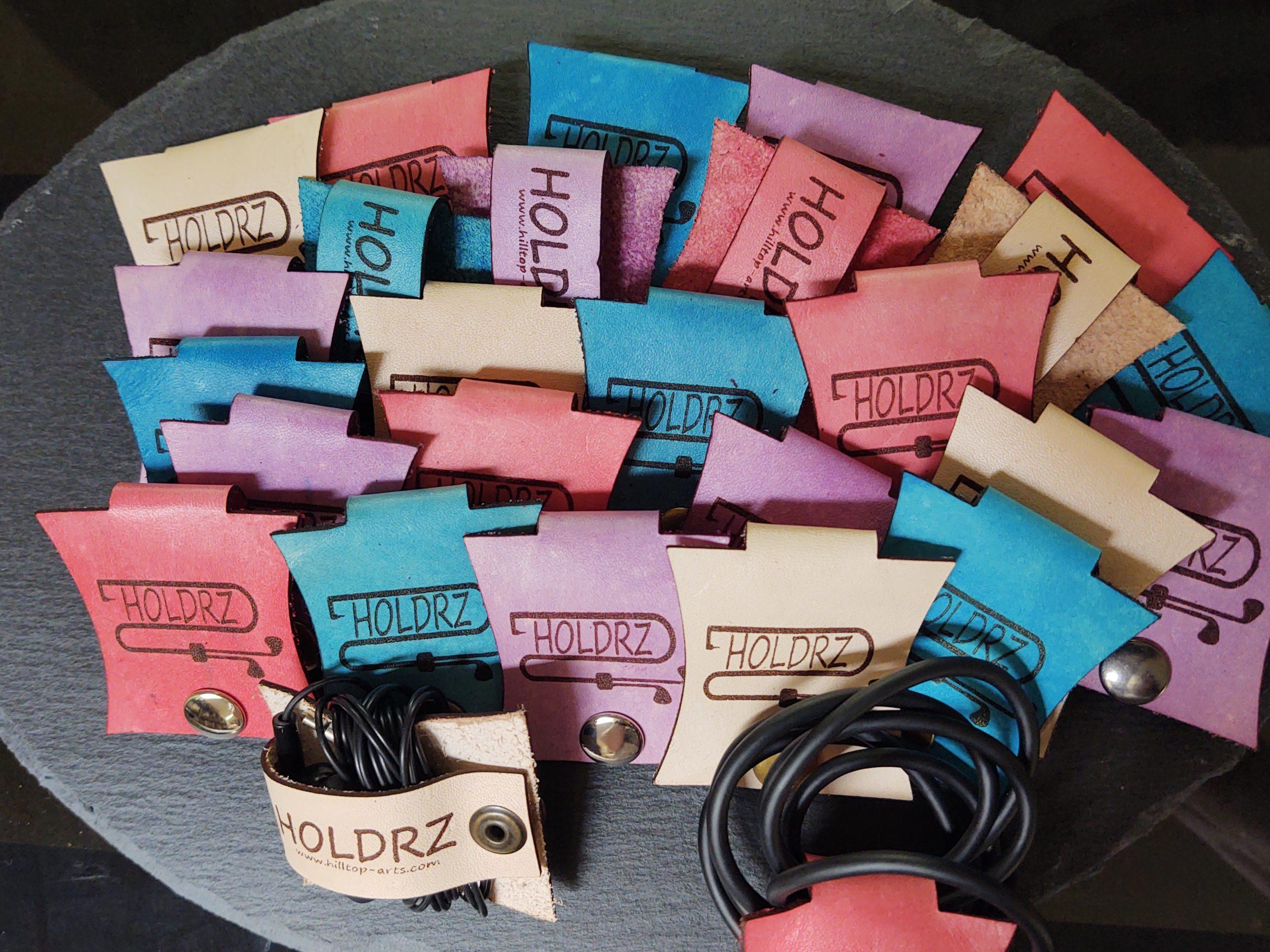 Holderz Cord & Earbud Wraps