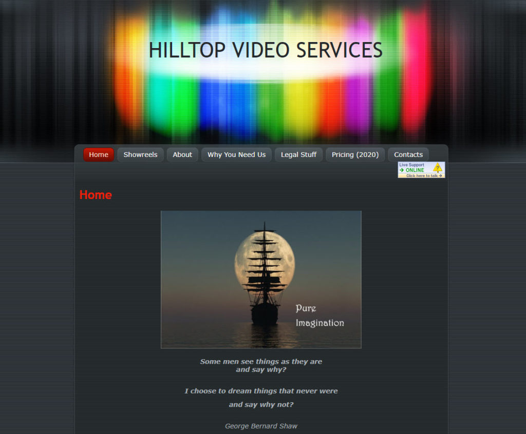 Hilltop Video Service - Video Advertising for the masses