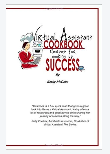 Virtual Assistant Cookbook - Signed